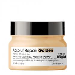 Маска възстановяваща с киноа и протеин Loreal Professionnel Absolut Repair Gold 250 ml