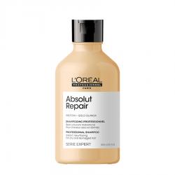 Шампоан за възстановяване на много изтощена коса Loreal Absolut Repair Gold 300 ml
