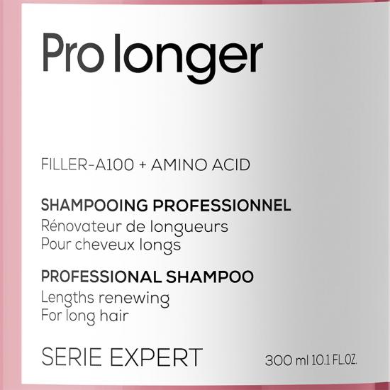 Шампоан с филър против накъсване на коса Loreal Professionnel Pro Longer 300 ml