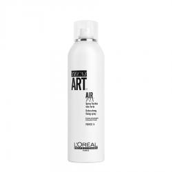 Спрей за блясък и силна фиксация на коса Loreal Professionnel Tecni.Art Air Fix 250 ml