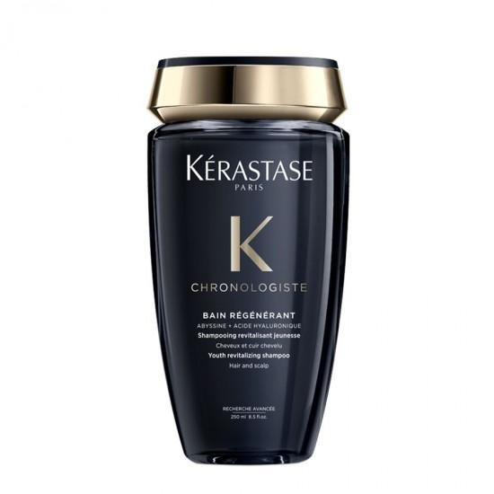 Шампоан с хайвер и хиалурон за подмладяване на косата и скалпа Kerastase Chronologiste 250 ml