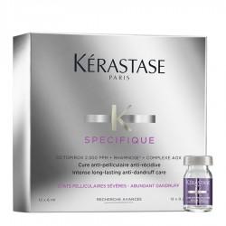 Ампули против пърхот Cure Anti-Pelliculaire Kerastase Specifique 12 x 6 ml