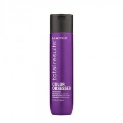 Шампоан за боядисана коса Matrix Color Obsessed 300 ml