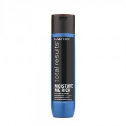 Хидратиращ балсам с глицерин за суха коса Matrix Total Results Moisture Me Rich 300 ml