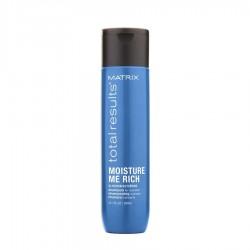 Хидратиращ шампоан с глицерин за суха коса Matrix Total Results Moisture Me Rich 300 ml