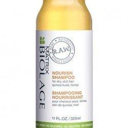 Натурален подхранващ шампоан за суха коса Matrix Biolage R.A.W. Nourish 325 ml