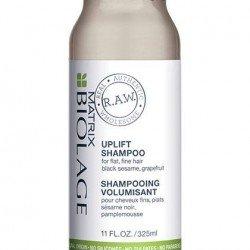 Натурален шампоан за плътност и обем на тънка коса Matrix Biolage R.A.W. Uplift 325 ml