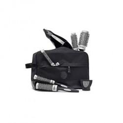 Комплект професионални сешоар и четки за коса Termix Deluxe