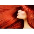 Боядисана коса