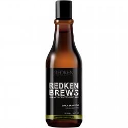 Мъжки шампоан с малц за ежедневна употреба Redken Brews Daily Shampoo 300 ml