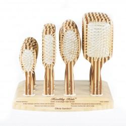 Бамбукова четка за коса Olivia Garden